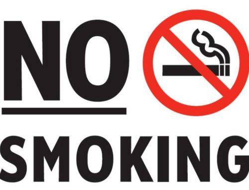 Il sindaco di Forte dei Marmi vieta il fumo nei parchi giochi comunali